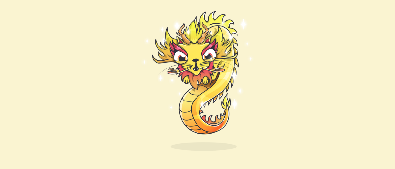 dragon cryptocat
