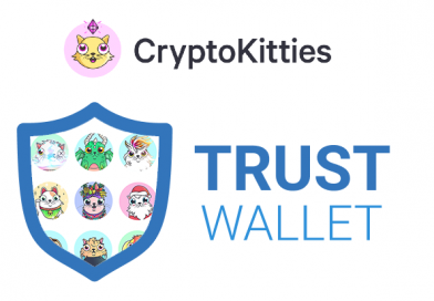 How to play CryptoKitties on your phone: Trust Wallet