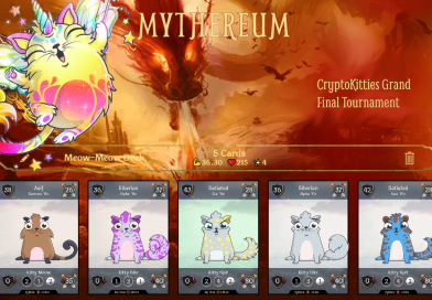 The results of the CryptoKitties&Mythereum Community Event.
